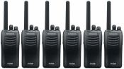 Kenwood TK-3501 6er Bundle
